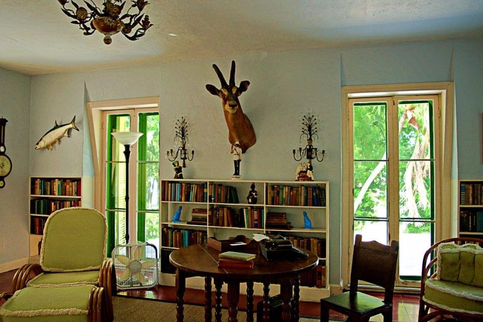 Hemingway House- Hemingway's writing studio