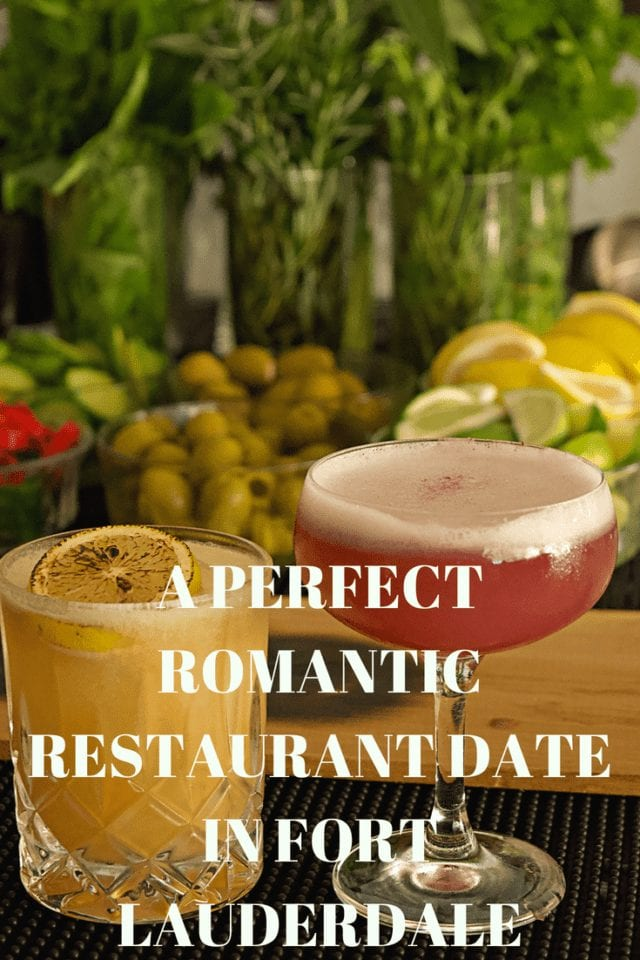 What would your perfect Fort Lauderdale romantic restaurant date look like? Of course, it would start with delightful drinks and fabulous food, but what about ambiance? Chef and owner Giovanni Rocchio caters to two distinctly different ideals with his dual restaurant concept of Valentino Cucina Italiana & One Door East.