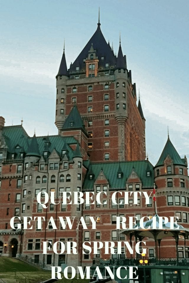Looking for the perfect Quebec CIty getaway loaded with historic hotels, scrumptious food, and tantalizing tours? Quebec City is richly steeped in history with a hearty dose of culture and wellness. We found a little slice of heaven and want to share it with you.