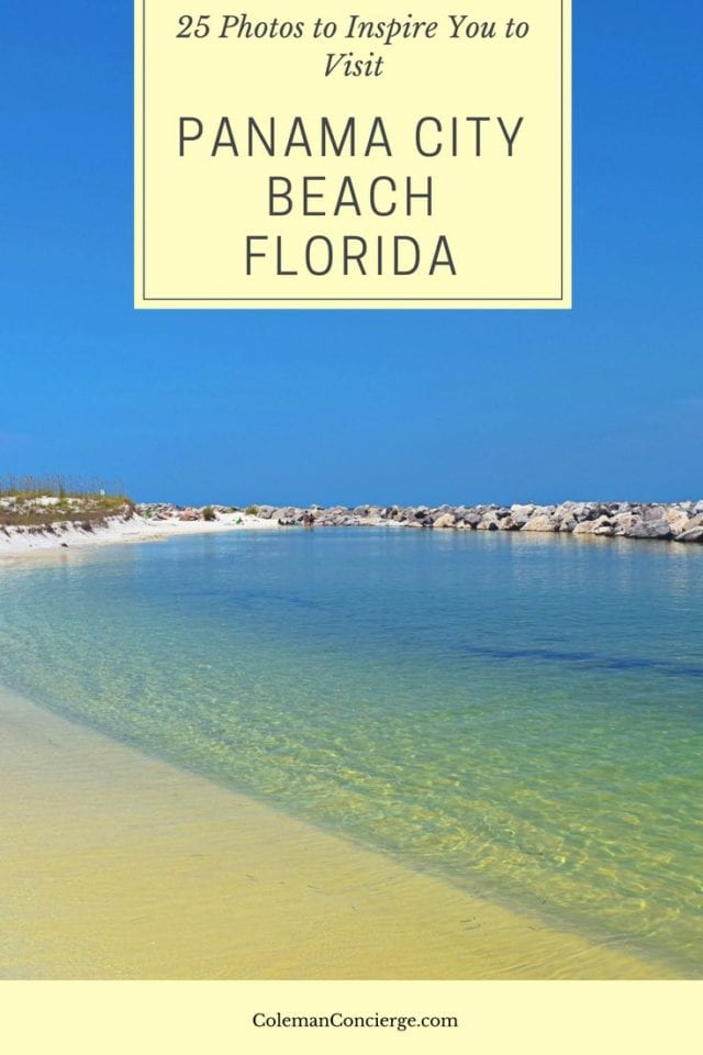 Warm calm water, beautiful beaches, and the perfect combination of nightlife and solitude are a few of the things that make Panama City Beach Florida the perfect go-to getaway. #PanamaCityBeach #RealFunBeach #Florida #BeachVacation