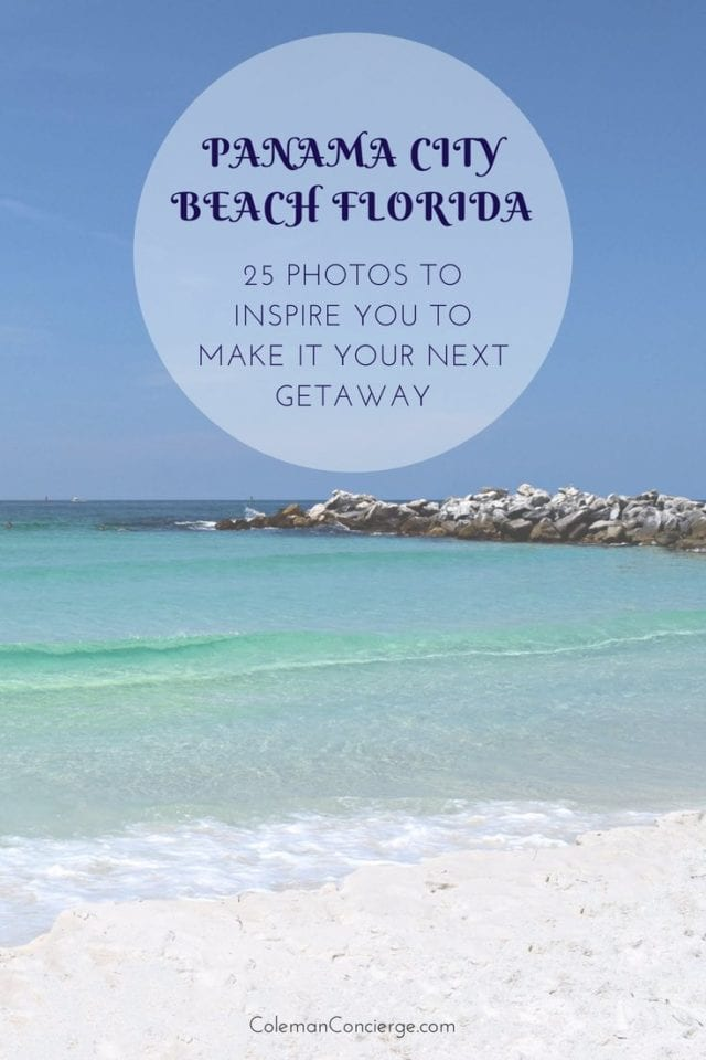 Crystal white sand and turquoise blue waters are more than daydreams of paradise, they can be your reality when you visit Panama City Beach Florida. These pictures will make you wanna pack your bags today! #PanamaCityBeach #RealFunBeach #Florida #BeachVacation