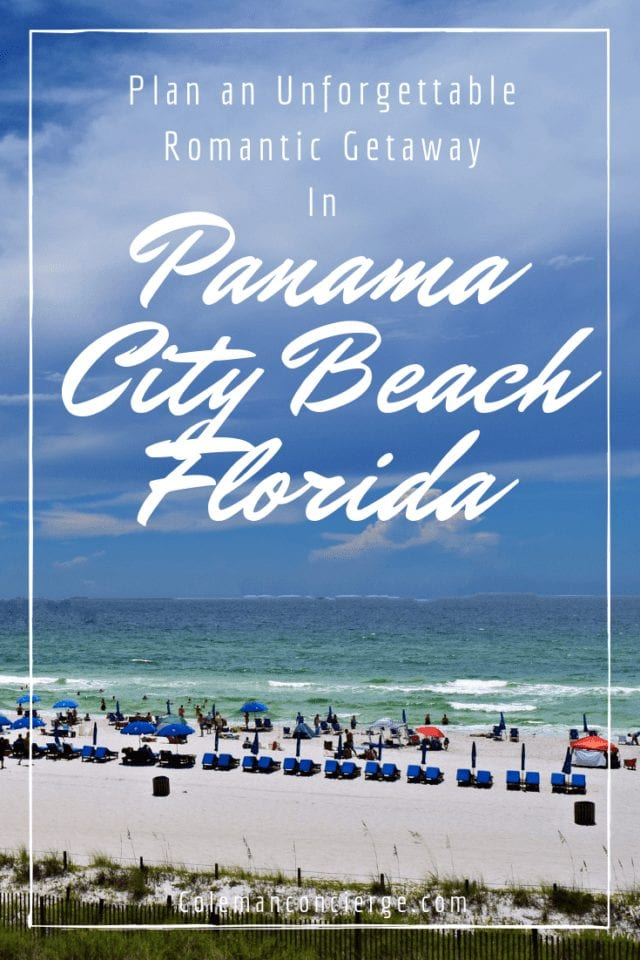 Looking for that perfect romantic getaway with your love? Look no further than Panama City Beach Florida. There is no short of things to do in this beautiful Gulf Coast city, even if you choose just to relax and do nothing at all. Click to plan your romantic getaway. #RealFunBeach #Florida #PanamaCityBeach #RomanticGetaway #CouplesTrip