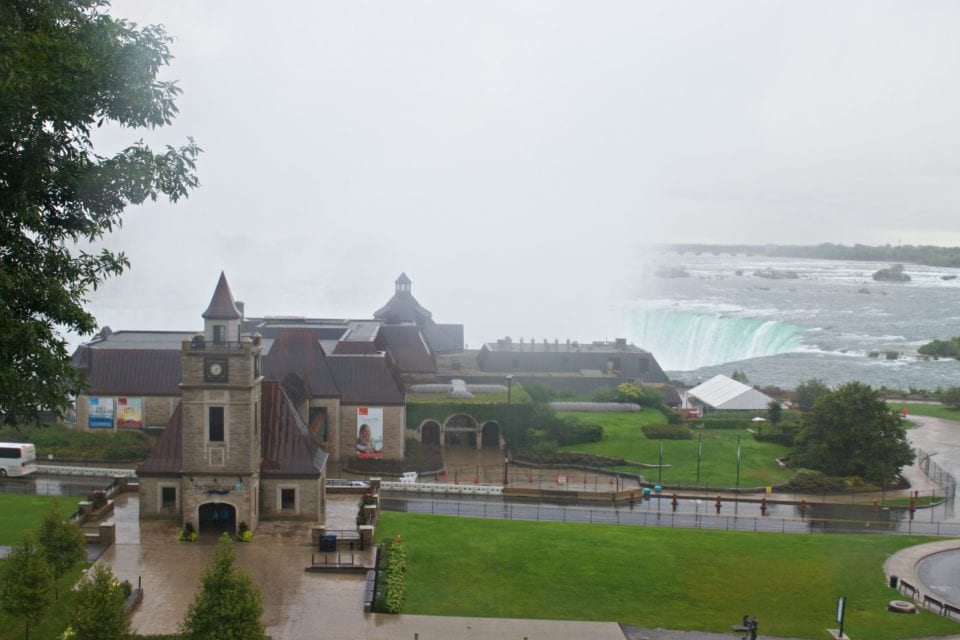 Niagara Falls Visitor Center