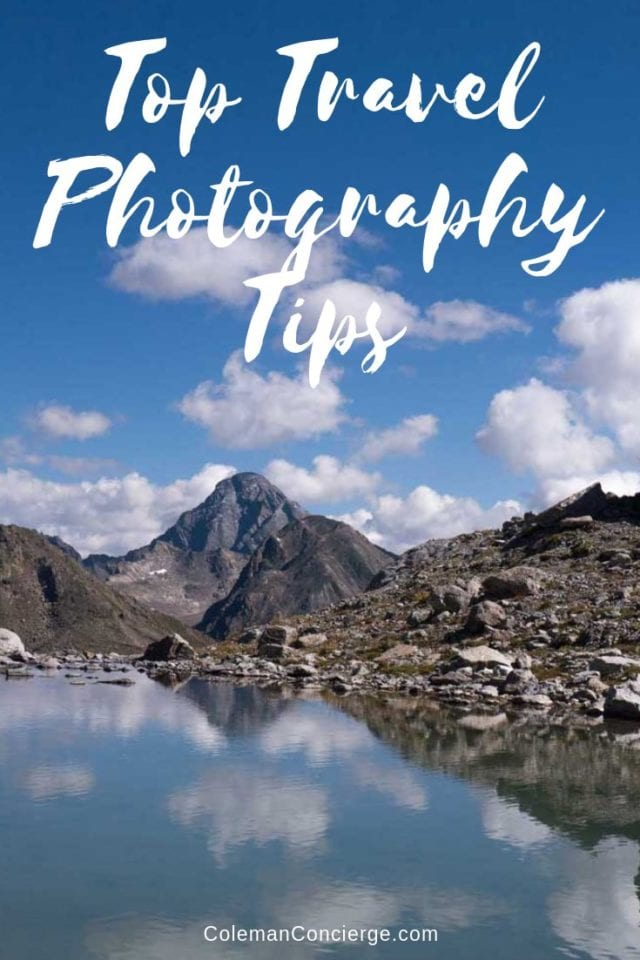 Are you looking to take great photos while you travel? Sometimes it can seem overwhelming! There are some very simple tactics you can implement today to radically step up your photo game. Check out our tips to learn more! #Photography #PhotographyTips #TravelPhotography