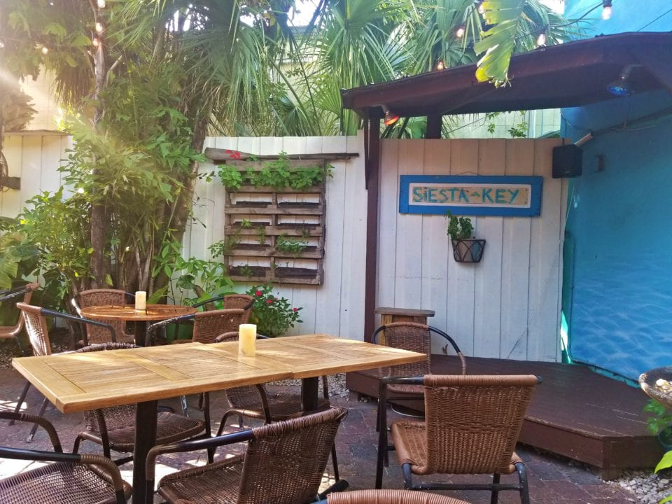 The Cottage Restaurant Siesta Key