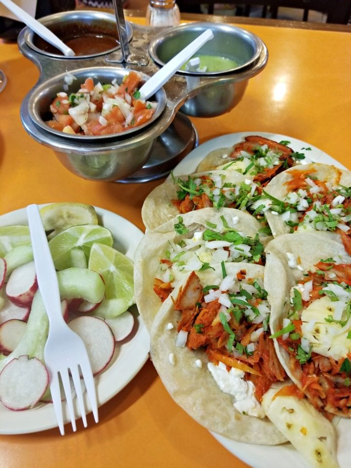 El Fogon tacos El Pastor