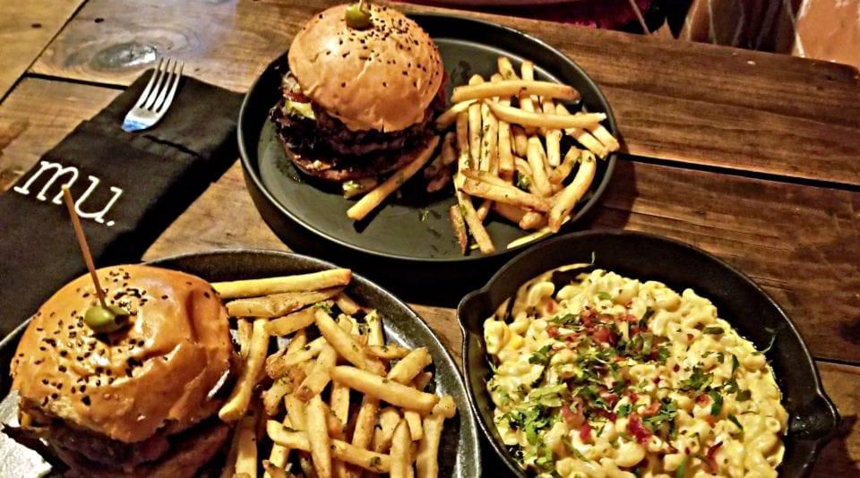 Mu Burgers Playa del Carmen