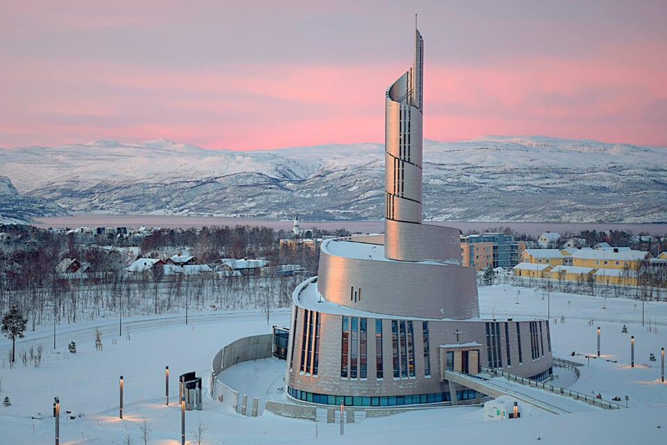 The-Northern-Lights-Cathedral-Alta-Church