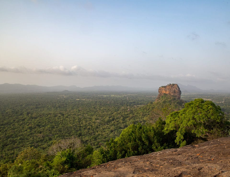 Sigiriya Rock - Photo by Cat Smith @ Walk My World