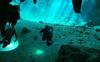 Cenote Diving- Exploring Tulum's Underground Caverns