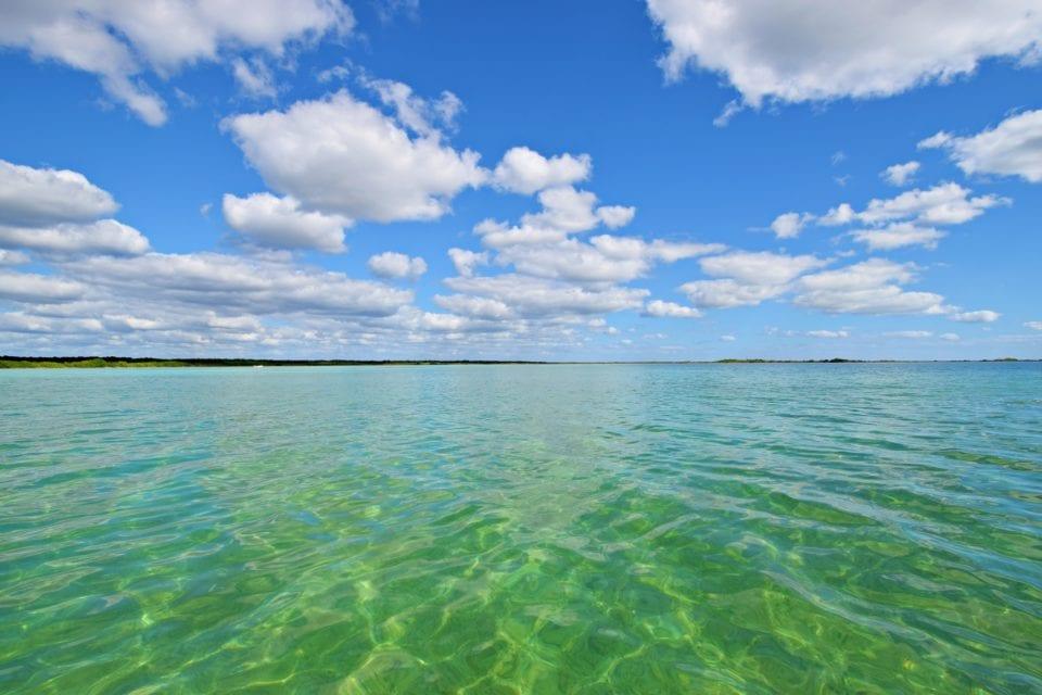 Lagoon Sian Kaan Biosphere