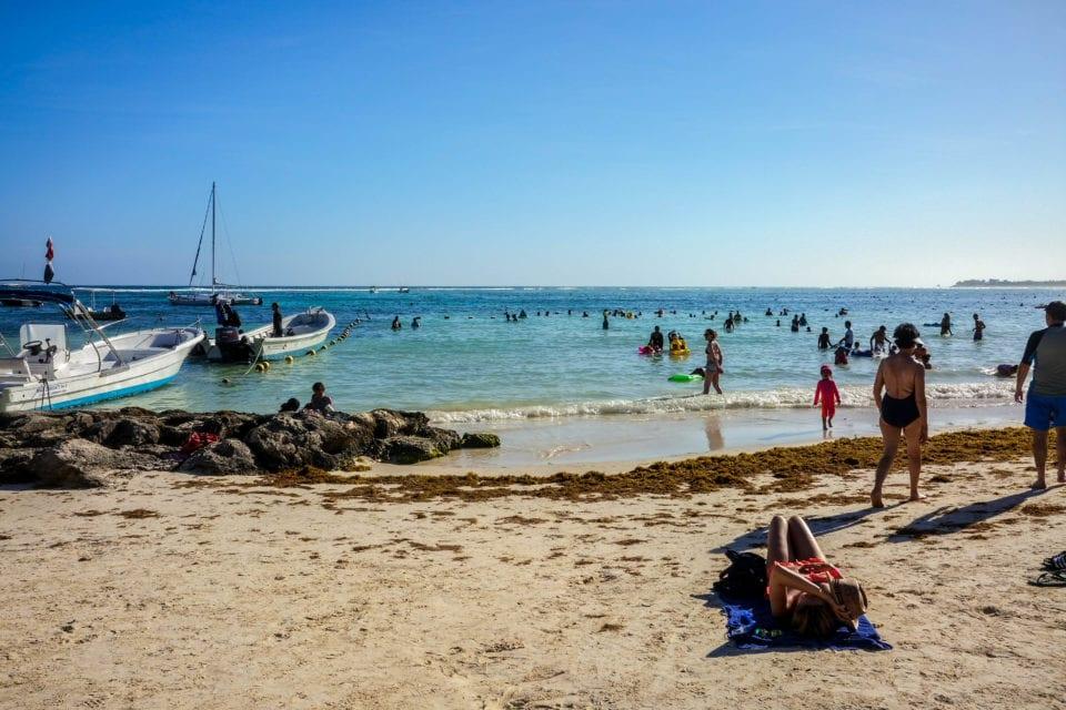 Akumal Beach
