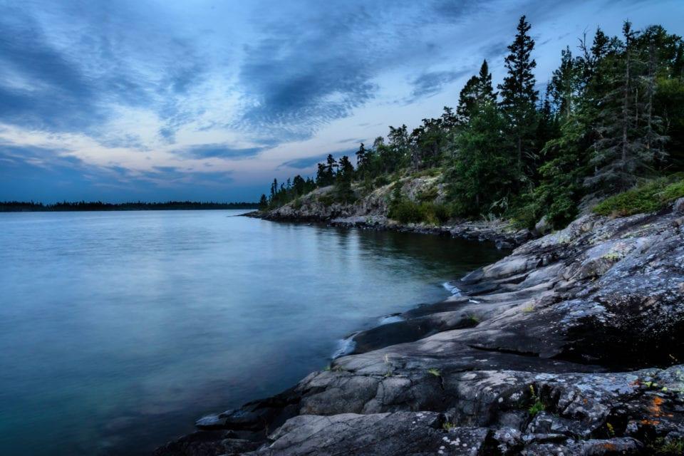 Lake Superior Michigan via Canva