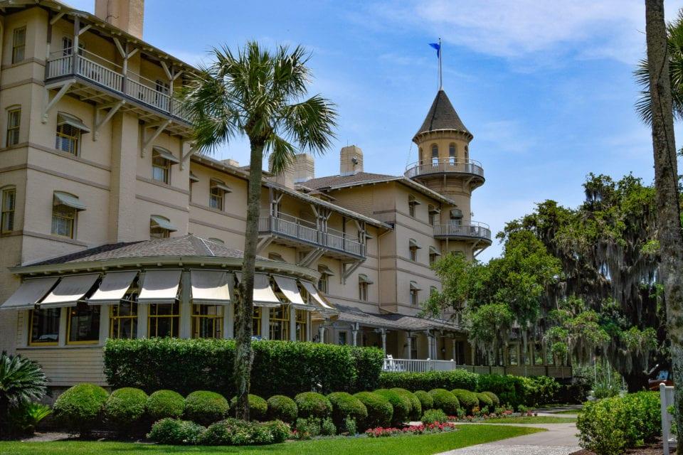 Jekyll Island Club exterior