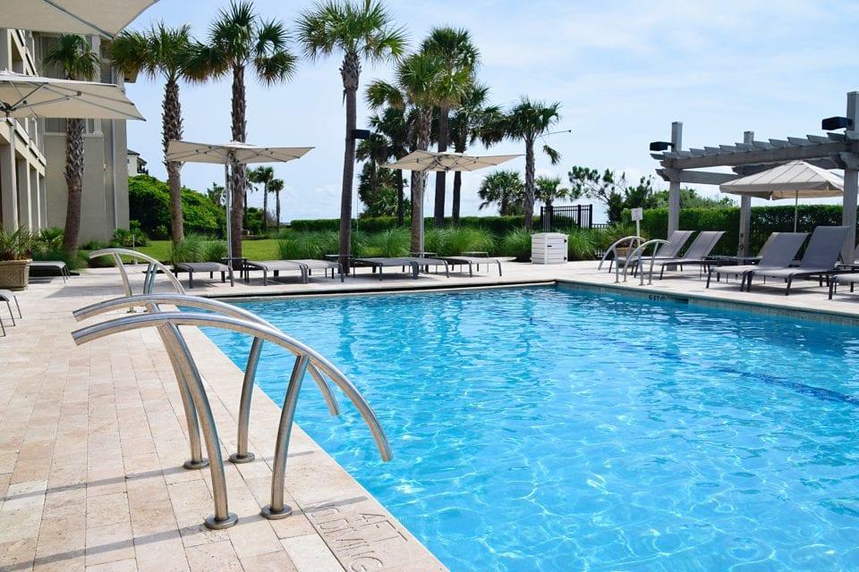 Jekyll Island Ocean Club pool
