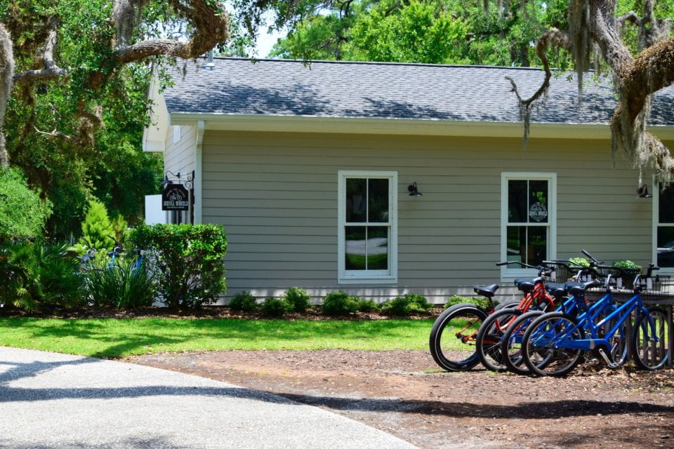 Jekyll Wheels, a  Jekyll Island bike rental shop