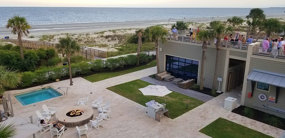 Private event space Jekyll Island Ocean Club
