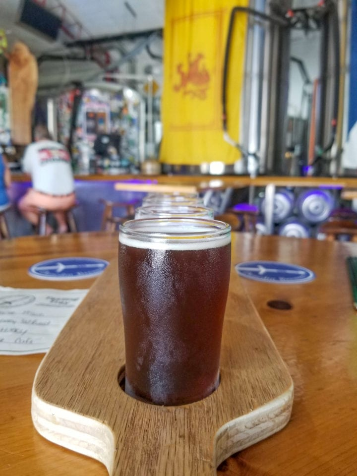 Dunedin Brewery- Florida's oldest craft brewery