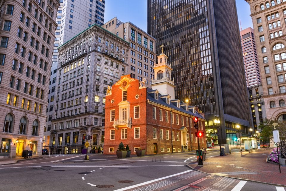 Old State House Boston via Canva