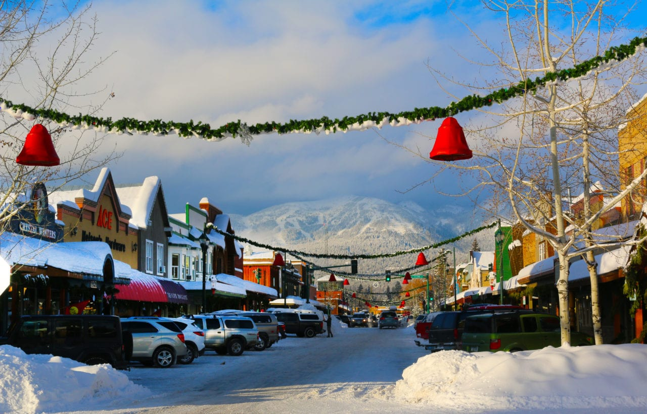 Brian-Schott's photo of downtown-Whitefish
