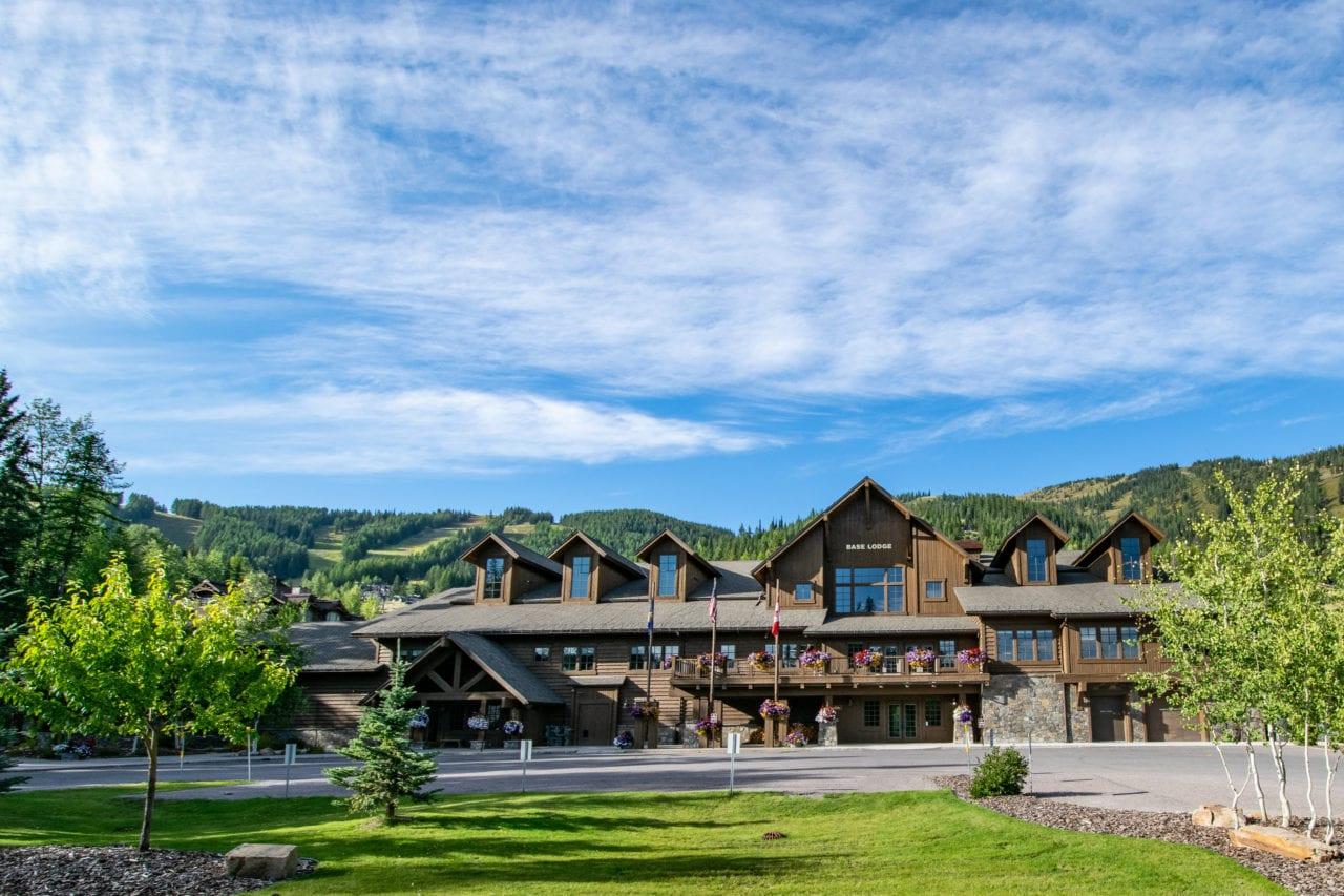 The Base Lodge at Whitefish Mountain Resort