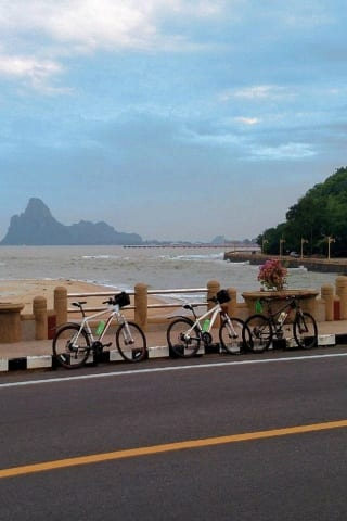 Cycling Thailand Through Our Eyes- Cruising the Coast to Samui