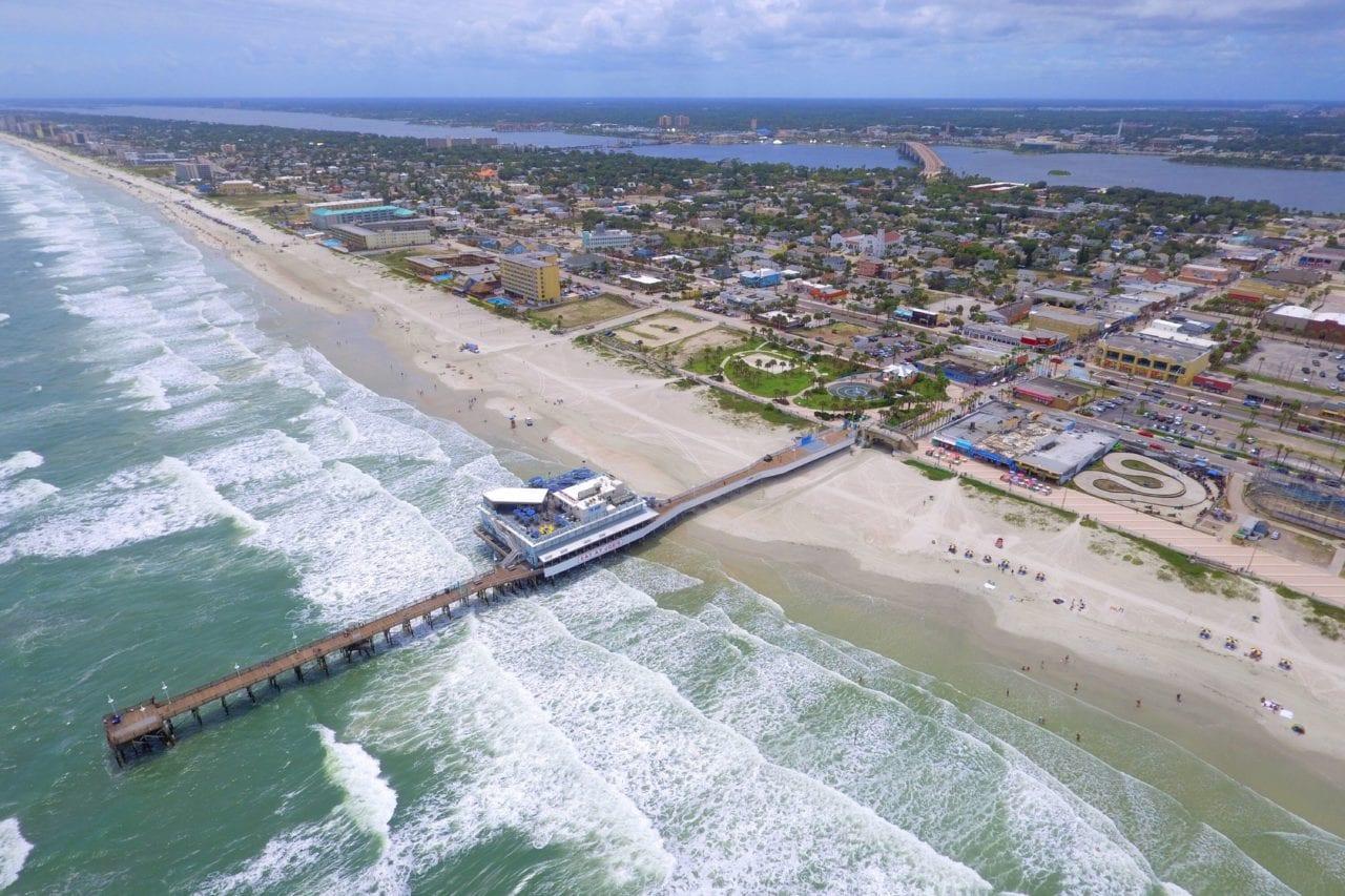 Daytona Beach via Canva