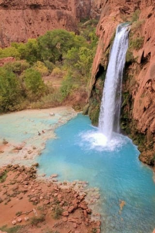 NINE TIPS FOR HIKING HAVASU FALLS