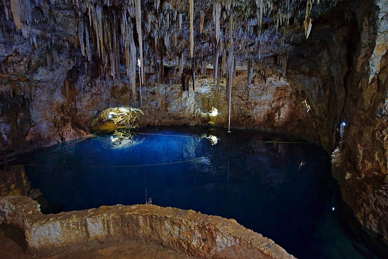 Cenote Palomita