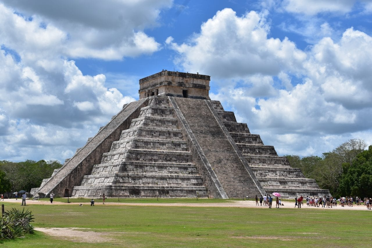 Chichen Itza by Christina Warner via Unsplash