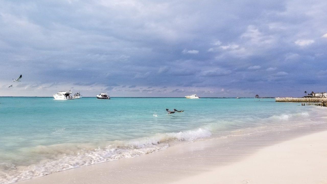 Isla Mujeres Beach (Playa Norte)