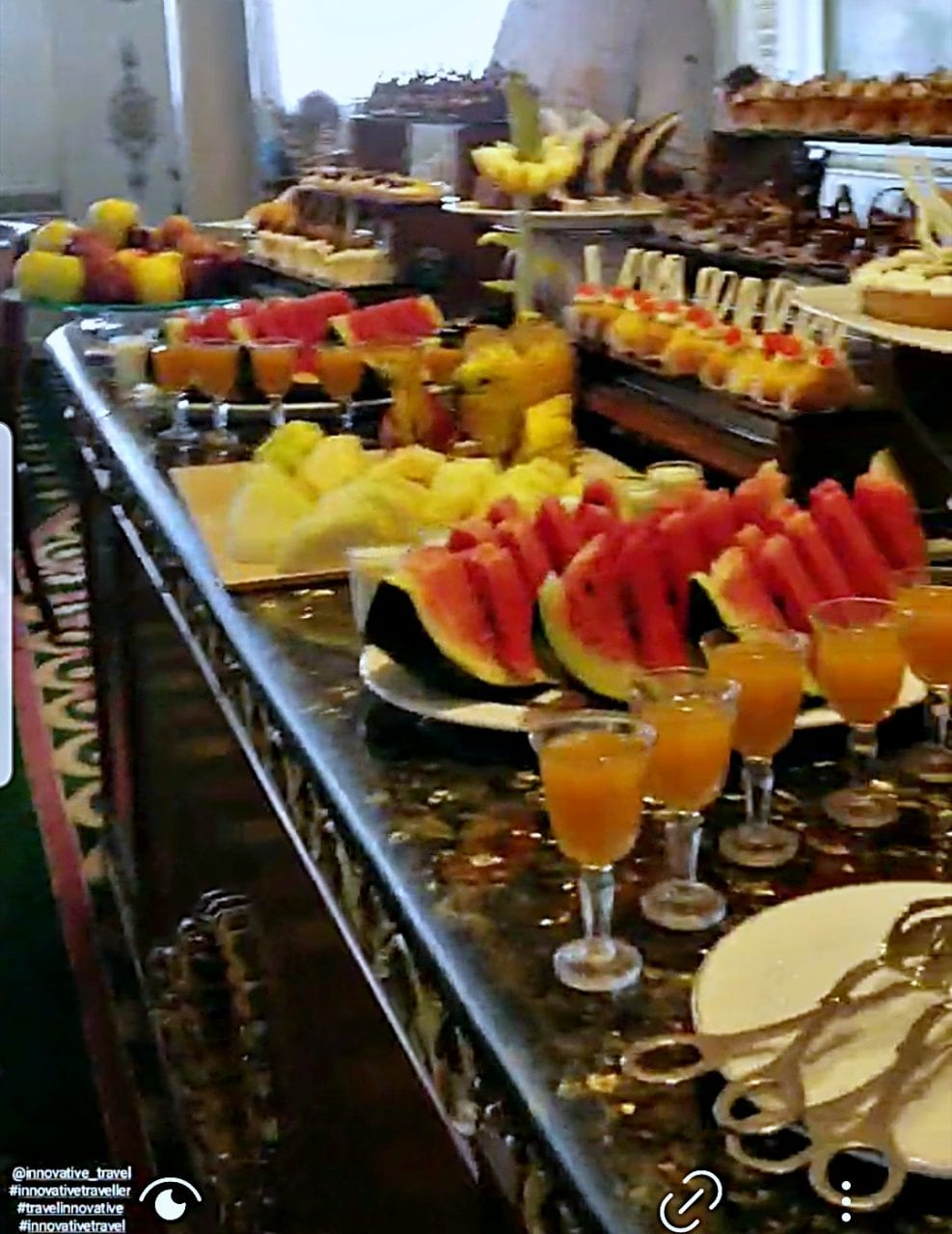 Nile River Cruise Buffet