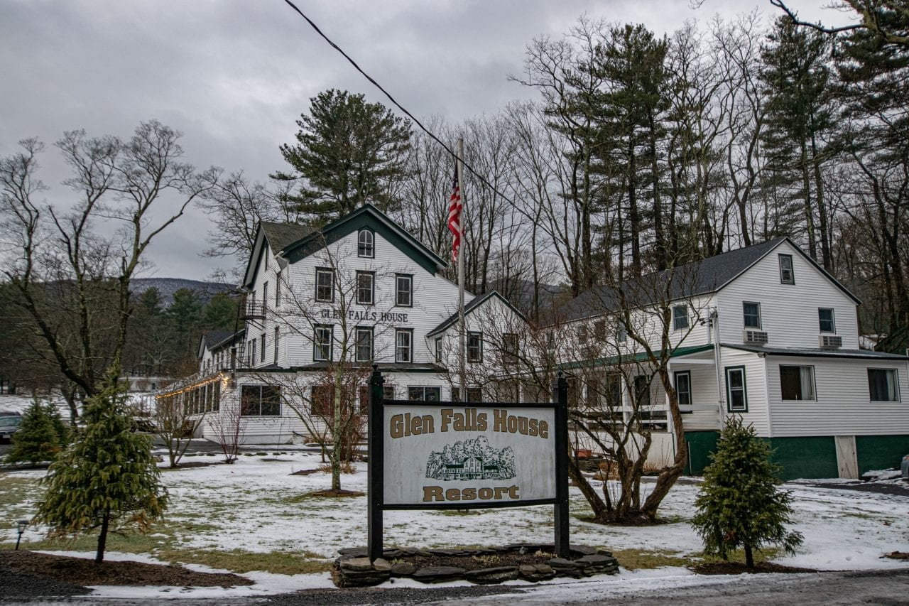 Glen Falls House