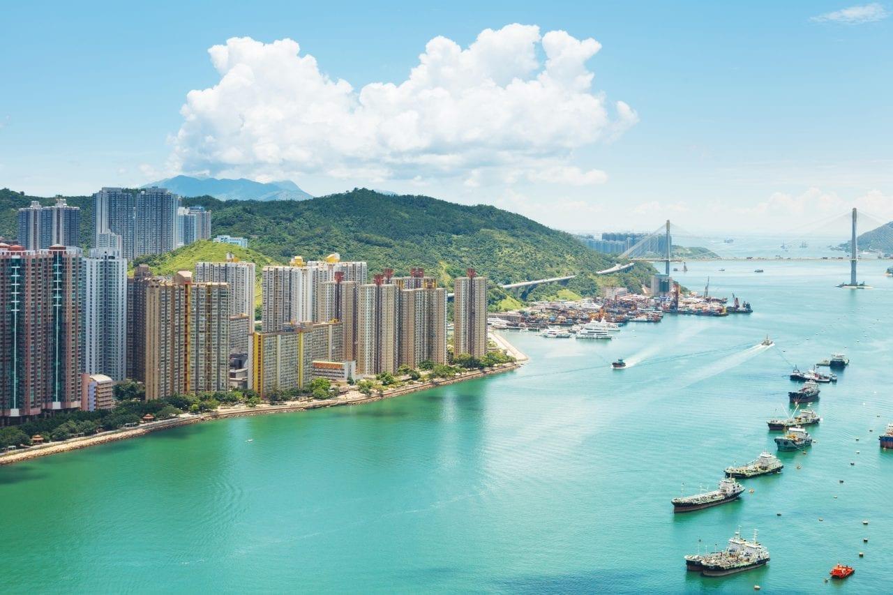 Hong Kong via Canva