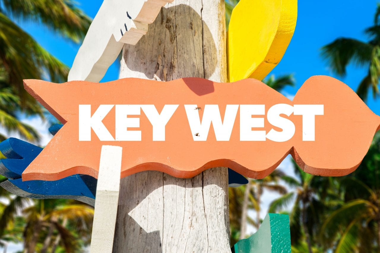 Intro picture for our guide to biking in Key West