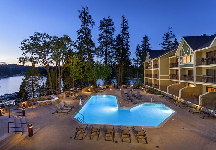 Lake Arrowhead Resort and Spa, Lake Arrowhead, California