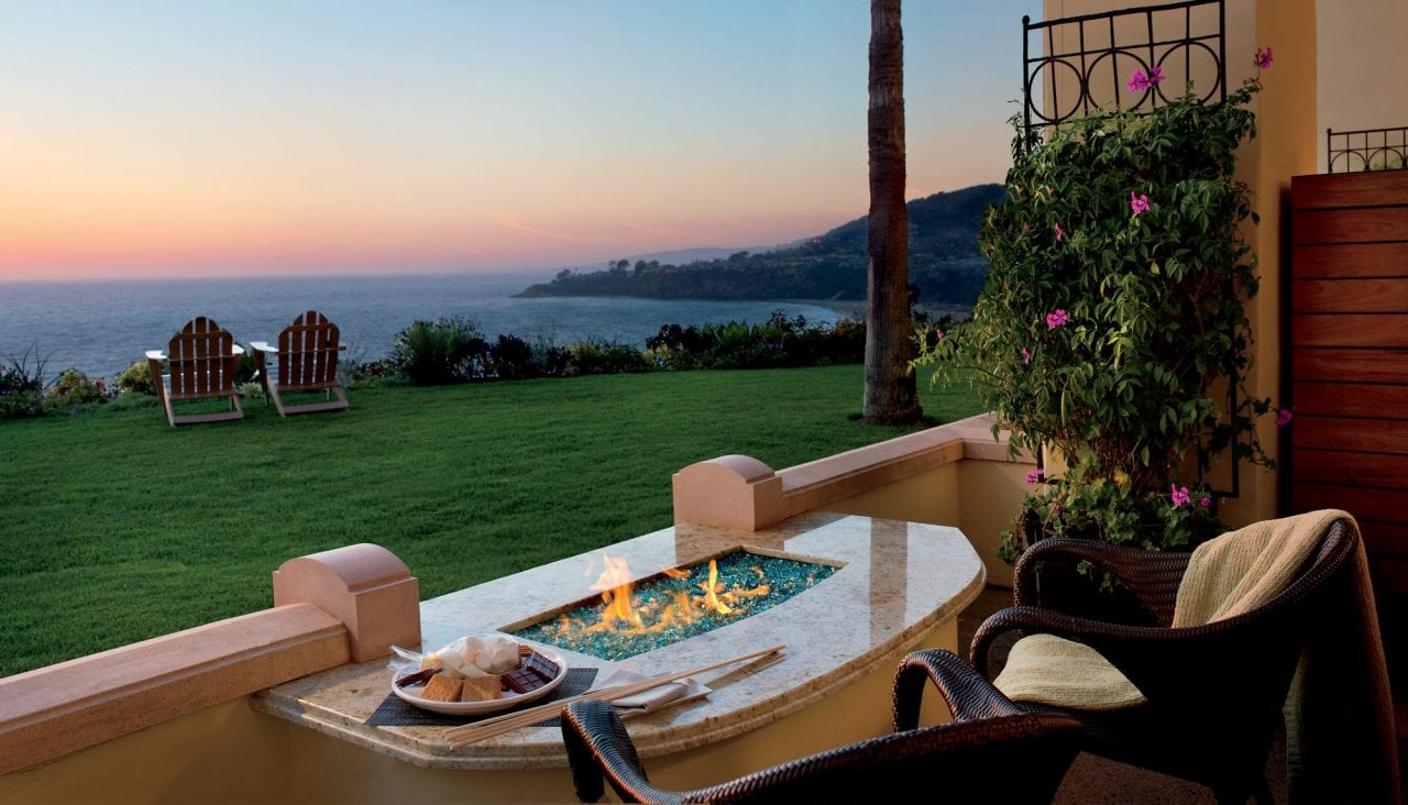 Romantic Dining at The Ritz Laguna Niguel