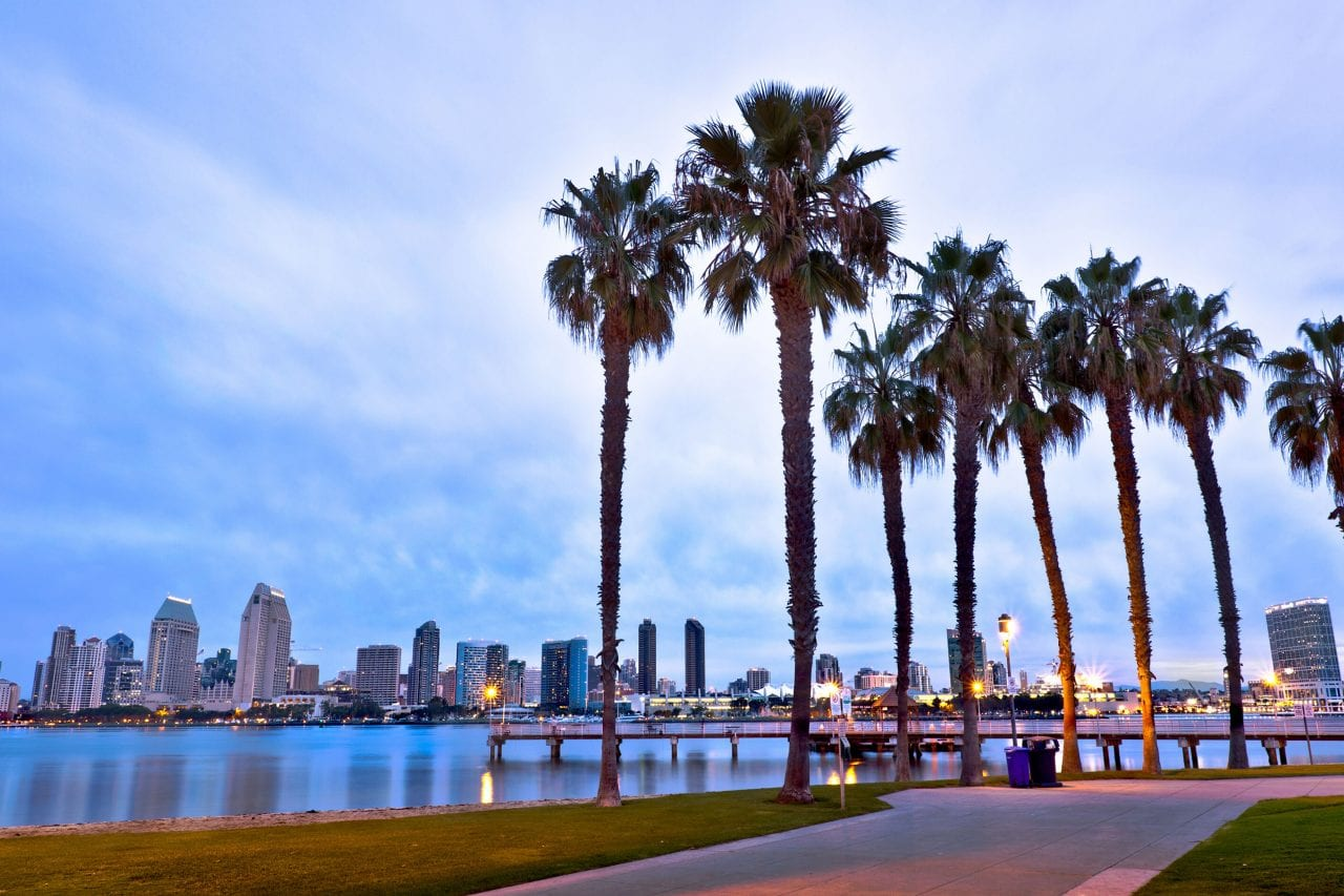 Sexy City Escapes in San Diego via Canva