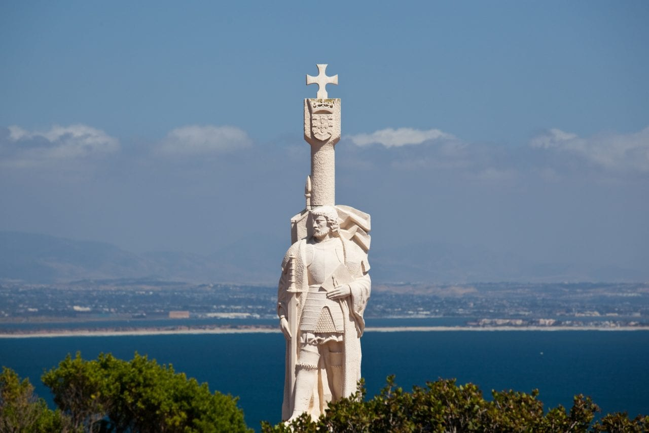 Cabrillo National Monument via Canva