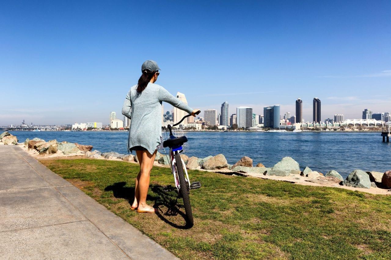Coronado Bike via Canva
