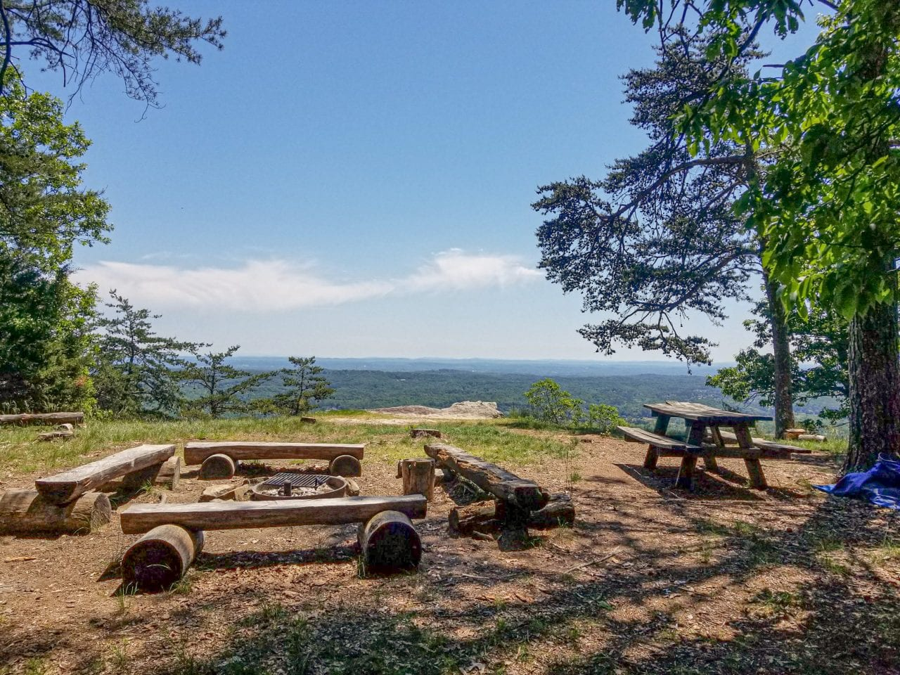 Bluffview picnic area