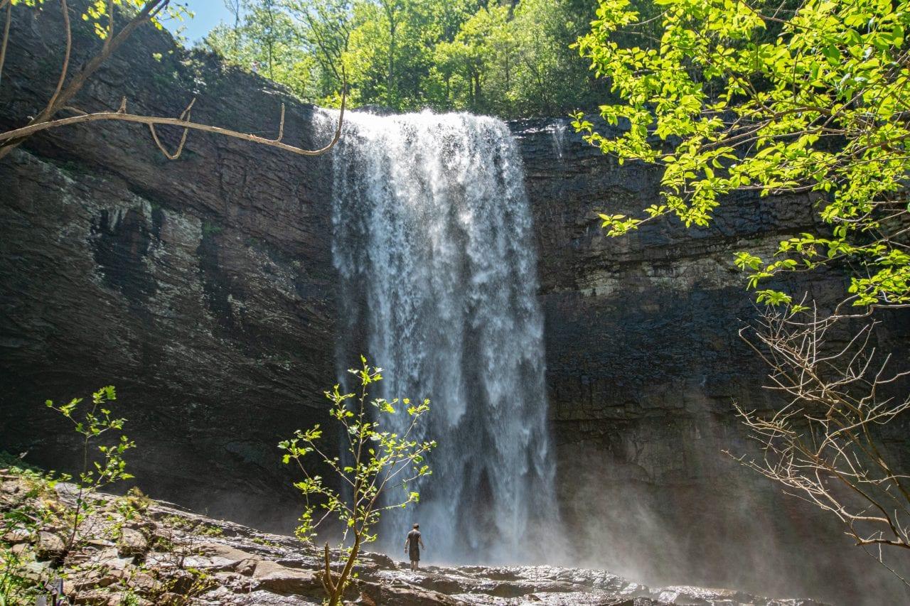 Lula Lake Falls