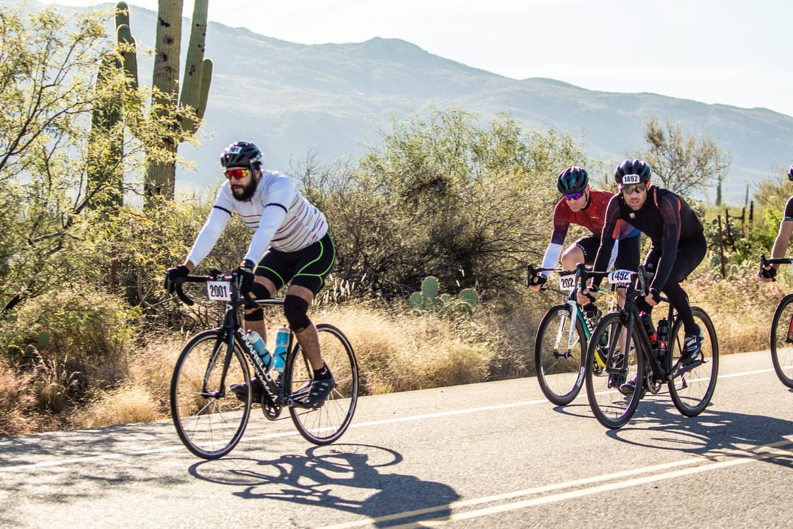 Tucson bikers