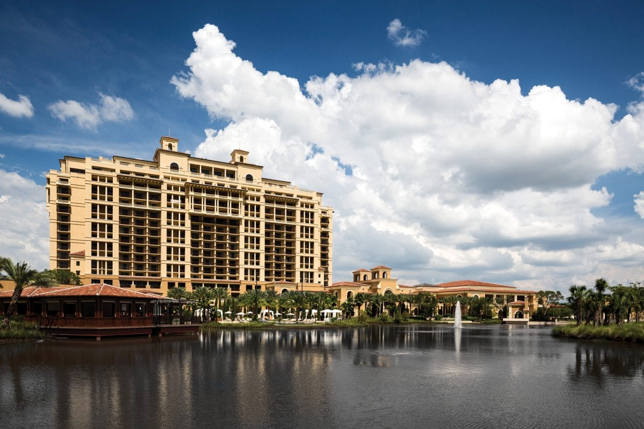 The Four Seasons is a premier Romantic Hotel in Orlando