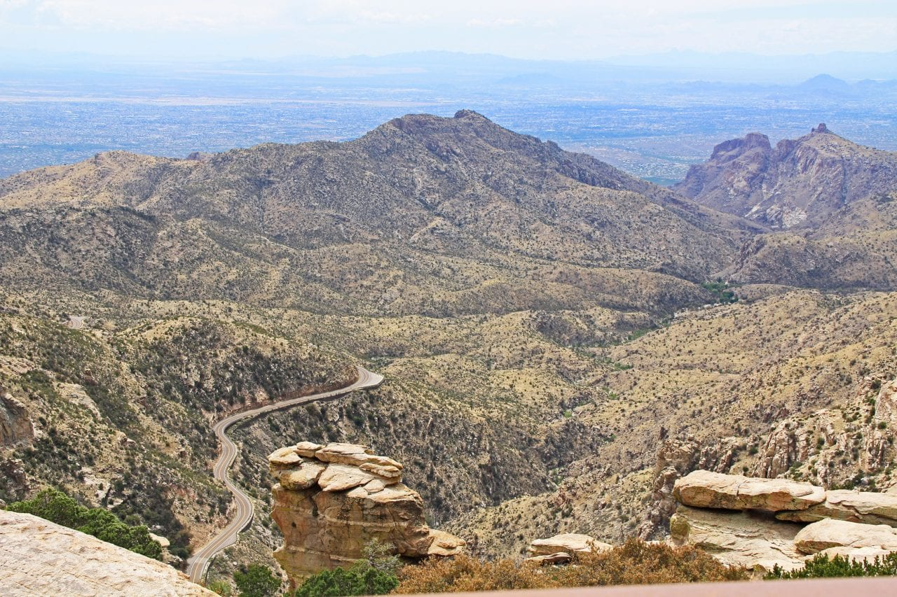 Tucson From Windy Point_dreamstime_m_102671435ID 102671435 © Linda Johnsonbaugh | Dreamstime.com