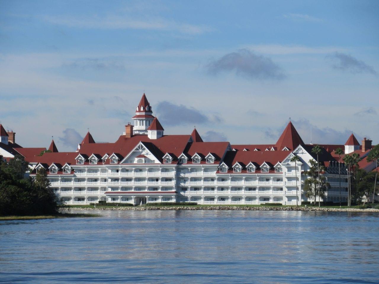 Disney Grand Floridian Exterior