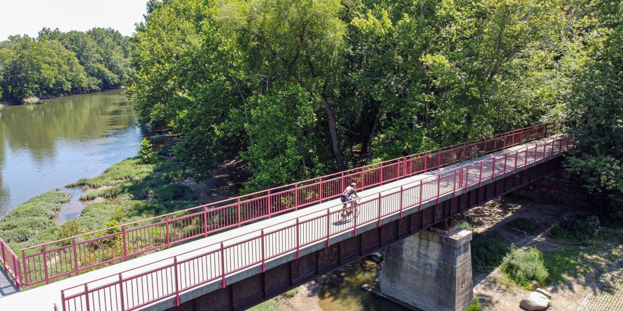 Ultimate Guide to Biking the Monon Trail (Plus Interactive Map)