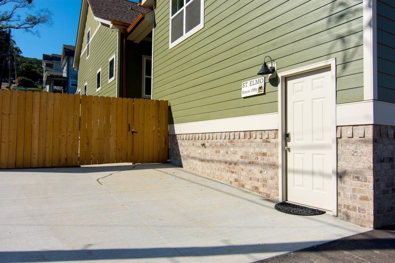 St. Elmo property exterior