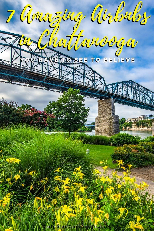 Walnut Street Bridge Chattanooga