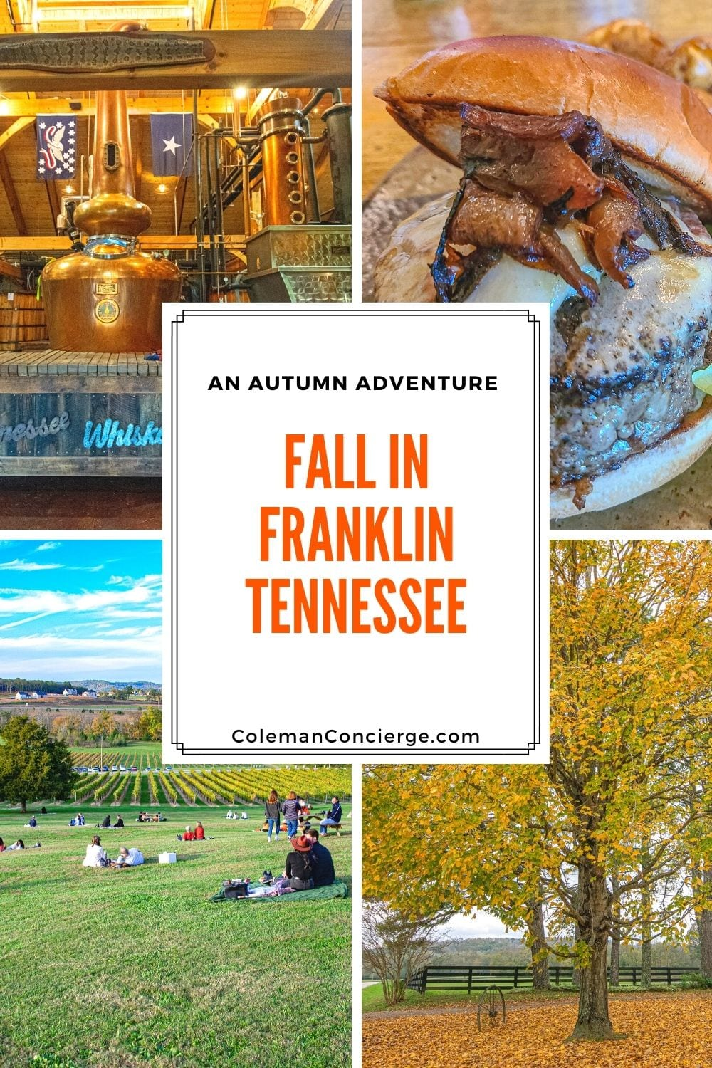 images of fall in Tennessee